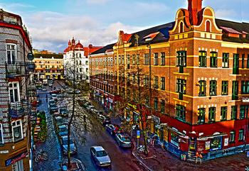 スウェーデンとデンマークを周遊するなら♪知っておきたい玄関口【マルメ】の観光案内