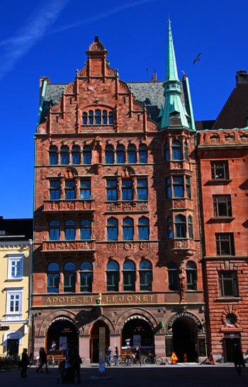 スウェーデン最古の薬局といわれているドラッグストアです(創業1571年!)。  歴史が感じられるインテリアから、世界中の医療従事者の人気スポットだそうです。  かなり歴史あるスポットですが、ドラッグストアとして利用されていますよ。  ストール トリィを訪れた際、ぜひ探してみてくださいね!