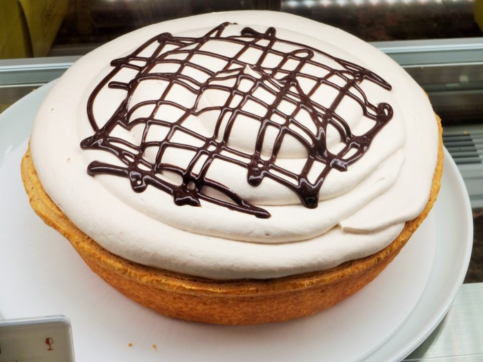 これはいつ食べても間違いない美味しさ!「バナナクリームパイ」