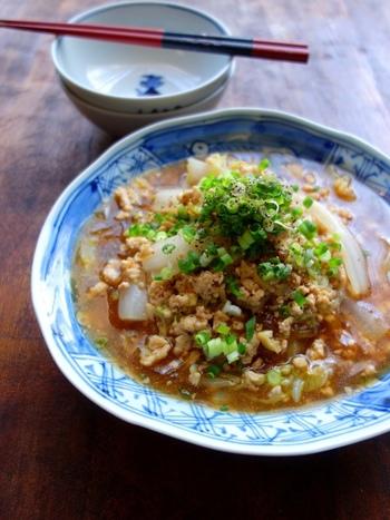 ど~~しても、こってり中華が食べたい・・・そんな時におすすめ。冷蔵庫に残ってしまった白菜でも、これならおいしく食べられます。