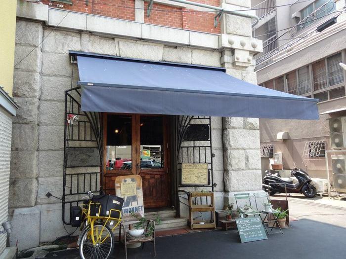 路面店のカフェもあります!