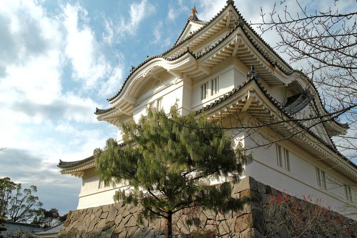 ■大多喜城■ 駅から徒歩約15分の場所にある大多喜城。徳川四天王のひとり、本多忠勝を初代城主とする近世大多喜城の本丸跡に城郭様式で再建しました。 城内は千葉県立中央博物館となっていますので、歴史好きな方は是非立ち寄ってみてください。