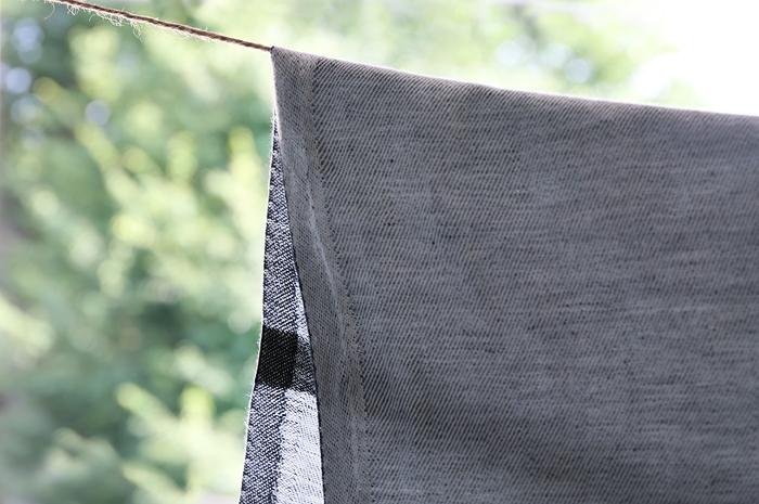 リネンは水に濡れると繊維の強度が増すという性質を持っています。そのため、洗濯に強く何度も繰り返し使うことが出来ます。毎日使うタオルだからこそ、耐久性は大事!