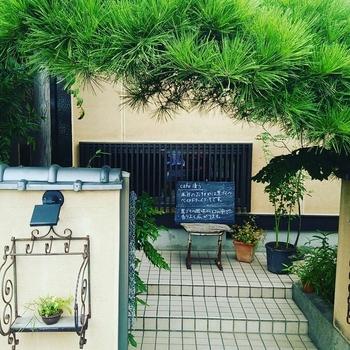 古民家風の隠れ家的な、落ち着いた和のカフェ!ゆったりとした時間を、すごしたい方にはピッタリです。