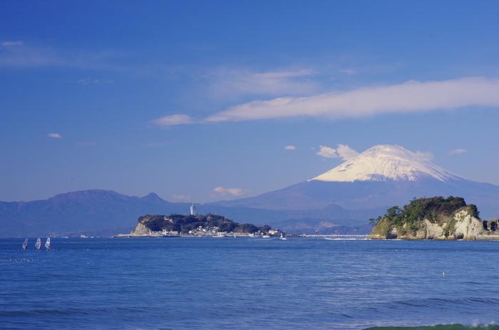 鎌倉にいったら、ちょっと足をのばしてみてね。秋の「江ノ島」散歩♪