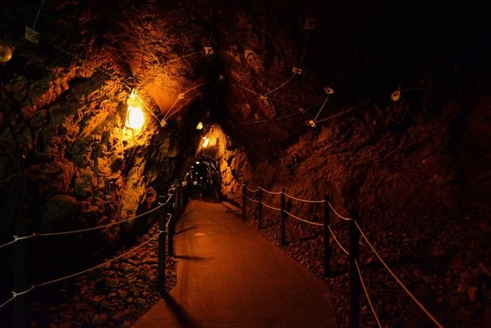 江ノ島の岩屋洞窟に行きたい方も、このべんてん丸が便利です。