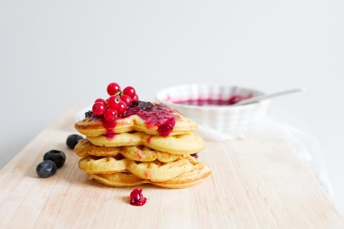 週末の朝は「ごちそうパンケーキ」!いろんな材料で作る美味しいパンケーキレシピ集