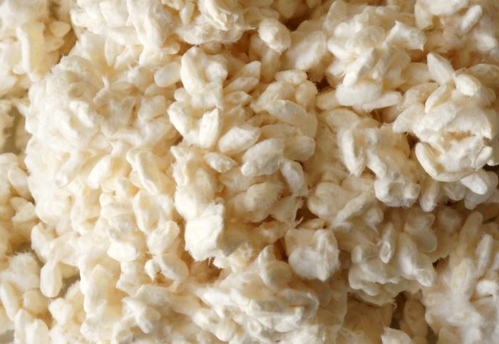 """【「麹」は、中国から伝わった漢字。日本では、米麹に限り""""糀""""とも記します。蒸した米に麹菌が着くと、""""花""""が咲き開いた様にフワフワと菌糸が米の表面を覆い尽くします。】"""
