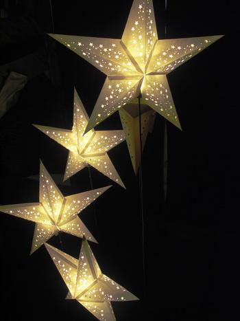 サンタヒルズ場内には関東最大級のクリスマス雑貨のお店があり、ここだけは一年中がクリスマスなのです。