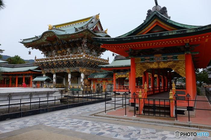 西の日光とも呼ばれる「耕三寺」。一度は訪れたいスポットです。