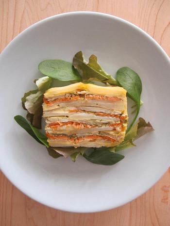 スウェーデンの伝統的な家庭料理「ラックスプディング」。 気合の入った料理に見えますが、こちらも北欧では定番の家庭料理です。