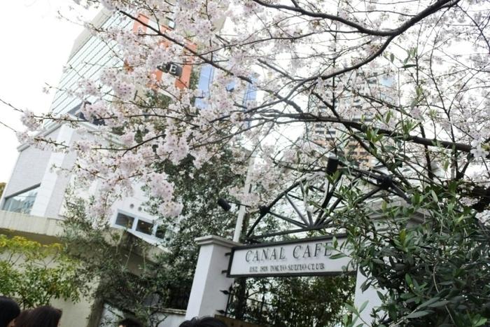 JR飯田橋駅のすぐ近くにあるイタリアンレストラン。