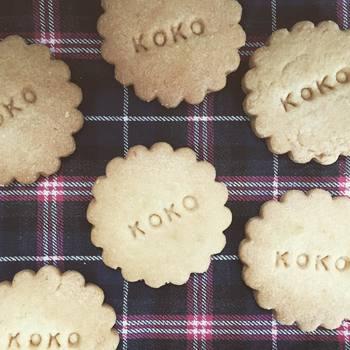 小さなカフェのようなお洒落な空間では、なんとお茶とクッキーのサービスも!西荻窪のkiesというお菓子屋さんに別注しているオリジナルクッキーをいただくことができるんです。kiesの美味しいクッキーは通販もされているそうです。