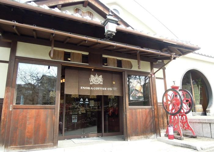 店構えから、趣を感じることのできる清水支店は、清水寺への観光客に人気の支店。
