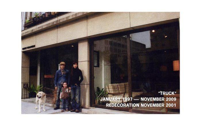 若手作家さんたちが自作の家具や陶器を持ち寄って販売するショップをきっかけに出逢った、黄瀬徳彦さんと唐津裕美さんご夫妻のお店です。このお二人のライフスタイルのファンも多いんですよ。