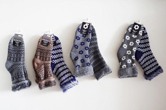 フィンランドのあったか可愛い靴下。「モコモコソックス(mokomoko Socks)」