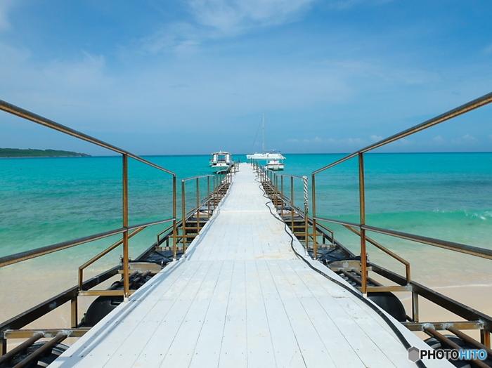 ◆沖縄1美しいといわれる前浜ビーチ! こんな景色に出会えるのは宮古島にきた人だけ^^   その中でも1番人気なのが 『東平安名崎』です!!
