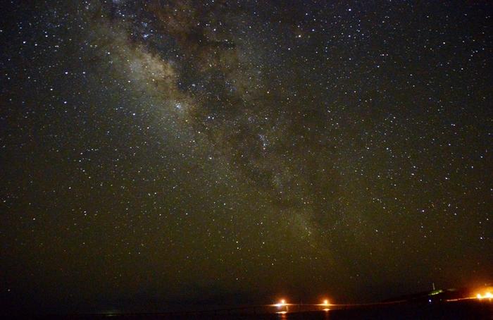 ・。☆。・☆満点の天の川と星空です☆。・☆。・   見ている人の心が洗われ、自然の素晴らしさを感じずには居られません。