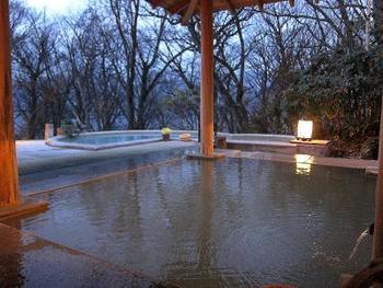 中禅寺湖からほど近い場所に位置する中禅寺温泉「ホテル四季彩」は、美肌の湯として多くの人から支持を得ています。特に露天風呂付き客室に宿泊すれば、時間を気にせずゆっくり入れそうです。