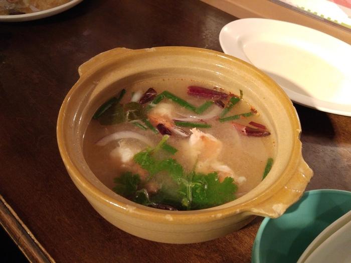 本場タイ人の料理人さんの料理は、刺激的だけどクセになる美味しさ!