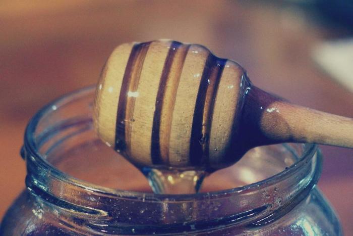甘みは、お砂糖の他蜂蜜を入れるのもおすすめです。