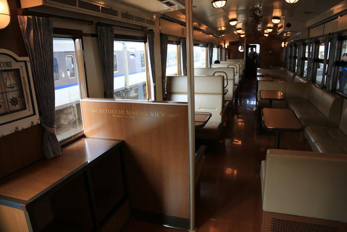 自由席ならば、乗車券のみで乗ることができます。小京都といわれる竹原や戦艦大和で知られる呉市、うさぎ島の大久野島などへのアクセスに利用すると便利です。