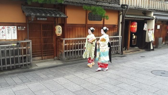 夏に向けて、京都の様々な老舗菓子店も季節菓子の創作にかかっています。夏といえばなんといっても、涼やかなかき氷やもちもちのわらびもちが人気。特に京都にいらっしゃる「よそさん」には、『ぎおん徳屋』の京都実力派わらびもちがおすすめです!