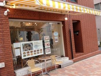 2010年に目黒にオープンした日本初のシリアル専門店GMT(グッド・モーニング・トウキョウ)。東京在住のアメリカ人オーナーが自宅で手作りしていたグラノーラが評判になり、本格的にグラノーラを作りはじめたのが始まりです。