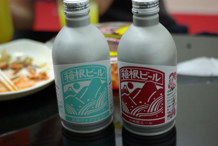 かまぼこの老舗鈴廣が出す「箱根ビール」。箱根百年水という美味しいお水をもとに作られた箱根の地ビールです。爽やかな飲み心地で、女性にも人気の高い一品です。