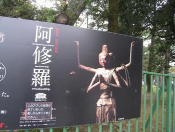 今やファンクラブができてしまうほど女性に大人気のこちらの阿修羅像も、普段は興福寺の国宝館に安置されています。時期によっては全国各地の特別展などに貸し出されてお留守の場合もありますので、絶対にご覧になりたい方はあらかじめ国宝館の方にご確認下さいね。