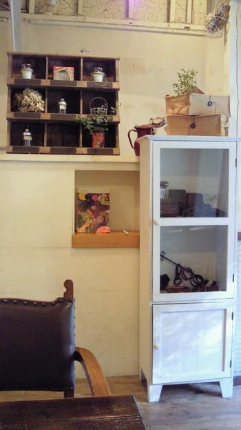 おしゃれなお家におじゃましているような空間が癒しの時間をもたらしてくれます。