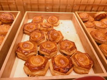パイ好きさんにはもちろん、甘いものが苦手の方へのお土産にいかがでしょうか。