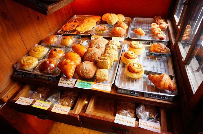 尾道にある小さな小さな可愛いパン屋さん *ネコノテパン工場*