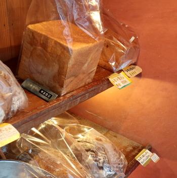 外カリカリ中もっちり♡ 絶品の食パンです!