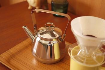 プロのコーヒー専門店が認める本格的なコーヒーの味を自宅でも楽しめます♪