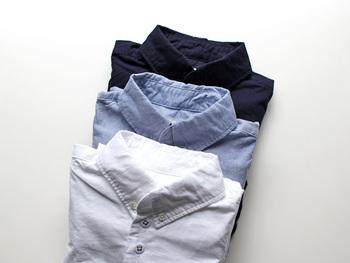 シルエットのみならず、ボタンや細かいところのデザインまで素敵。薄着になる夏は、一目惚れしてしまうようなアイテムを身につけたいですね。