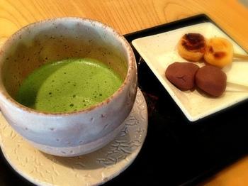 お抹茶など少し濃いめの飲み物と合わせて、ゆっくりと春を味わって♡短い季節を楽しんでみませんか?