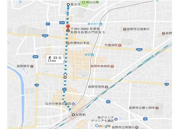長野駅から善光寺へ◆「善光寺表参道」界隈の素敵なカフェ10選