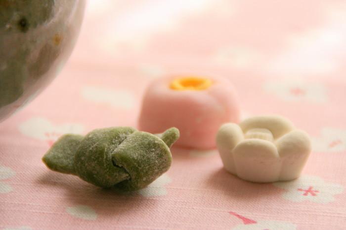 いかがでしたか?今回、春を感じる「春の和菓子」をご紹介させて頂きました。どのお菓子も美味しそうでしたね。甘いものを食べてホッと一息。春を味わいましょう♡