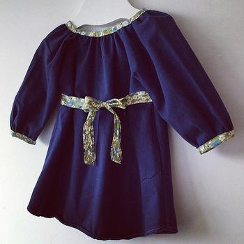 シンプルな布と組み合わせて、アクセントとして使っても素敵ですね。