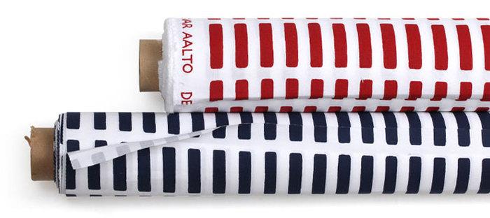 北欧生まれのオシャレなデザインをまとったバッグやキッチンアイテムは日本でも大人気! でも、実は手作りもできるよう生地を切り売りしているのをご存じでしたか?