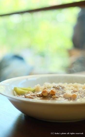 お食事も、平日限定のメニューから季節限定のメニューまで、いつ行っても美味しい料理を楽むことができます。