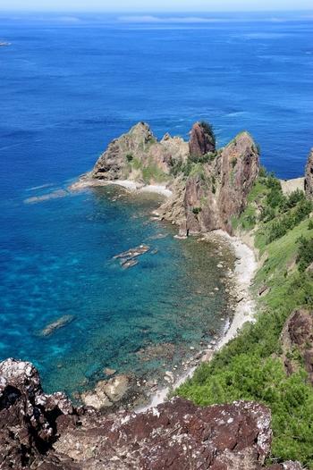 1972年に小笠原国立公園として、国立公園に指定された小笠原諸島。そのほとんどは無人島で、人が居住しているのは父島と母島だけなんだそう。