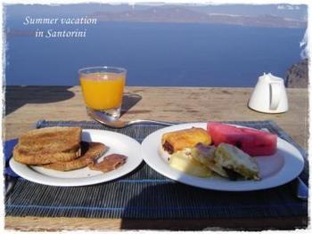 朝食に嬉しい豪華バイキングが並びます。極上の景色を眺めながらゆっくりと堪能したいですね♪