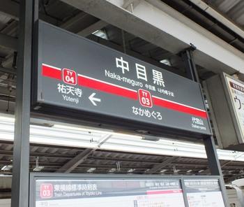 ちなみに、中目黒駅は東急東横線と東京メトロ日比谷線の両方が通っています。二つの鉄道事業者が同じ駅を使う共同利用駅なので、乗り換えするのもラクチンです。