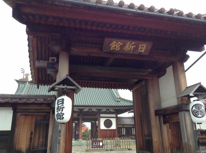 白虎隊が学んだことでも知られる会津藩校「日新館」。