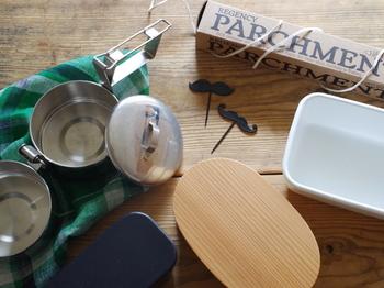 お気に入りのお弁当箱、いくつ持っていますか?同じおかずでも、形や素材が異なるだけで印象が変わってきます。いくつか持っておけば、その日のメニューや気分によって、お弁当箱を選ぶのも楽しくなりますよ?