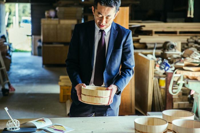 「YUIRO」をプロデュースしている、株式会社インスピリットの代表取締役・植木美夫さん