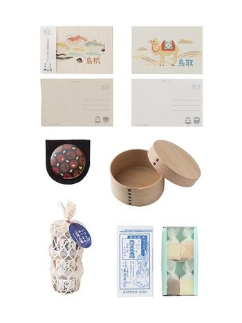 「蚊帳生地」や「奈良筆」など奈良の伝統工芸品・特産品に独自のエッセンスを加えた商品を生み出している中川政七商店。そのモットーは「日本の工芸を元気にする!」だそうで、奈良以外の工芸品・特産品もたくさん取り扱われています。ぜひ、魅力溢れる商品が並んだ中川政七商店のお店を覗いてみてくださいね。