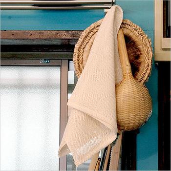 シュウマイや温野菜などの蒸し料理にはもちろん、出汁をとったりおこわを作る時にも使える蒸し布。蒸し器と合わせて上手に使いこなしたいですね。